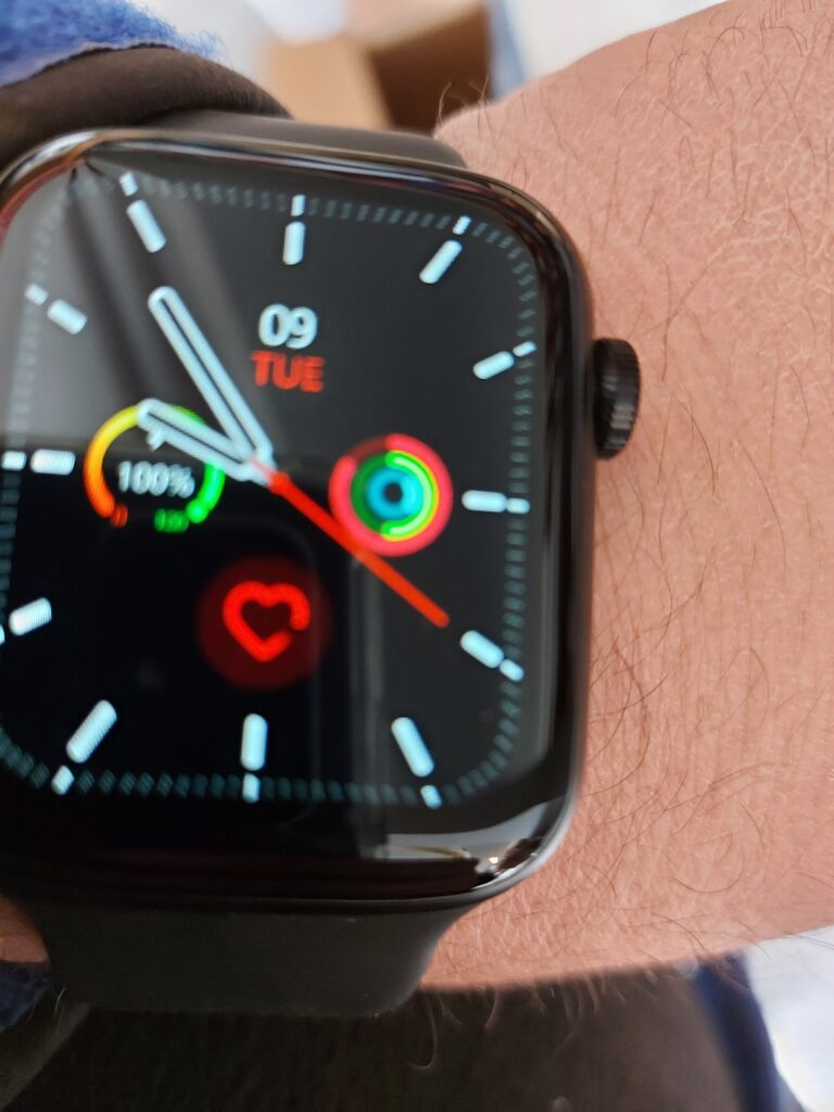 Smart Watch photo review